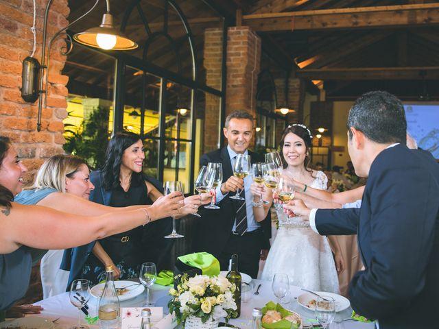 Il matrimonio di Antonio e Brenda a Milano, Milano 157