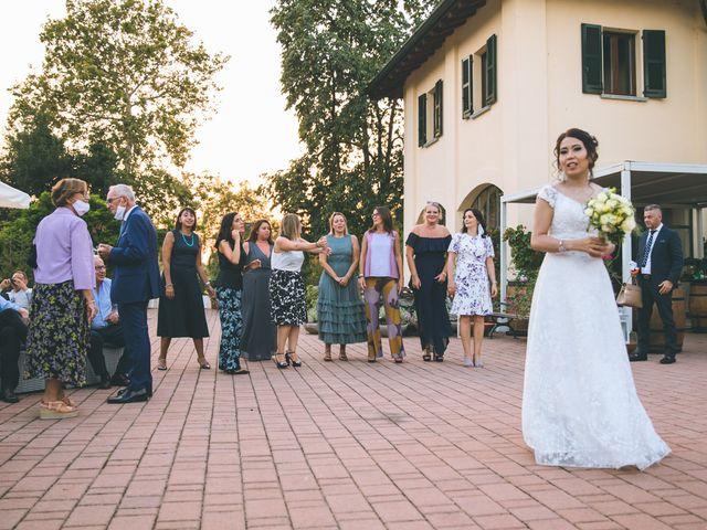 Il matrimonio di Antonio e Brenda a Milano, Milano 219