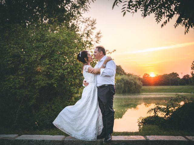 Il matrimonio di Antonio e Brenda a Milano, Milano 222