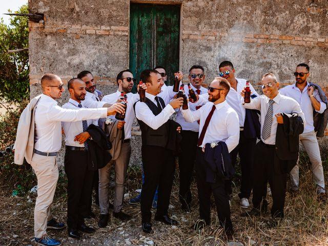 Il matrimonio di Federica e Damiano a Marina di Gioiosa Ionica, Reggio Calabria 11