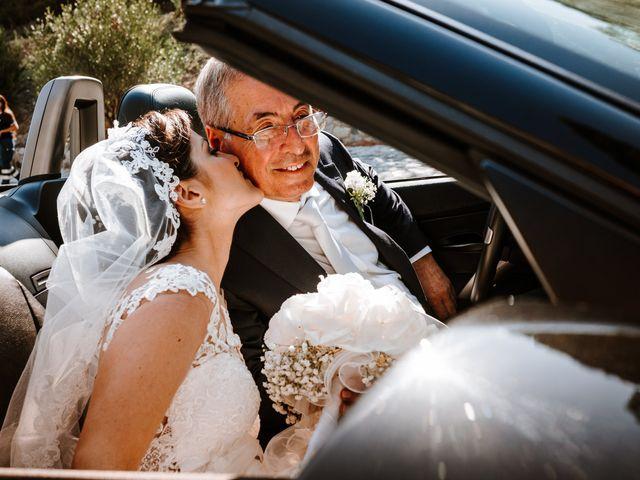 Il matrimonio di Federica e Damiano a Marina di Gioiosa Ionica, Reggio Calabria 32