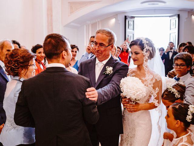 Il matrimonio di Federica e Damiano a Marina di Gioiosa Ionica, Reggio Calabria 35