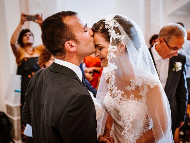 Il matrimonio di Federica e Damiano a Marina di Gioiosa Ionica, Reggio Calabria 36