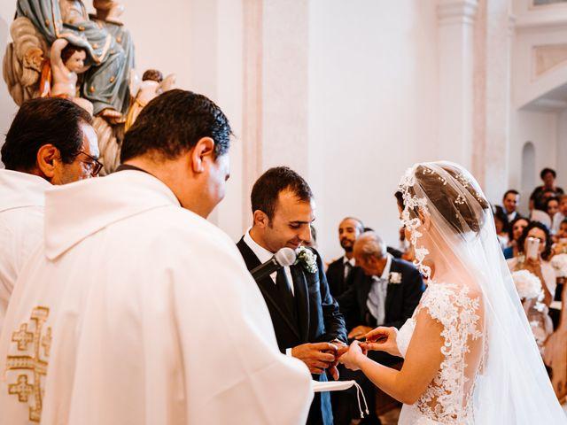 Il matrimonio di Federica e Damiano a Marina di Gioiosa Ionica, Reggio Calabria 38