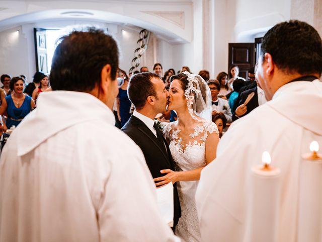 Il matrimonio di Federica e Damiano a Marina di Gioiosa Ionica, Reggio Calabria 39