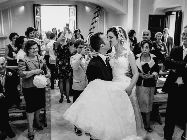 Il matrimonio di Federica e Damiano a Marina di Gioiosa Ionica, Reggio Calabria 45