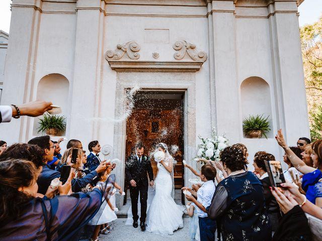 Il matrimonio di Federica e Damiano a Marina di Gioiosa Ionica, Reggio Calabria 46