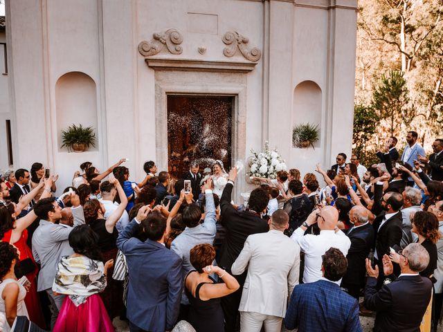 Il matrimonio di Federica e Damiano a Marina di Gioiosa Ionica, Reggio Calabria 47