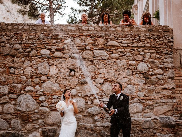 Il matrimonio di Federica e Damiano a Marina di Gioiosa Ionica, Reggio Calabria 49