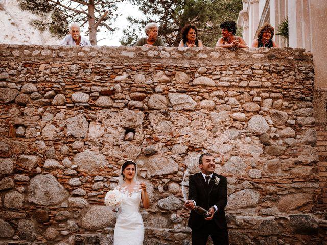 Le nozze di Damiano e Federica