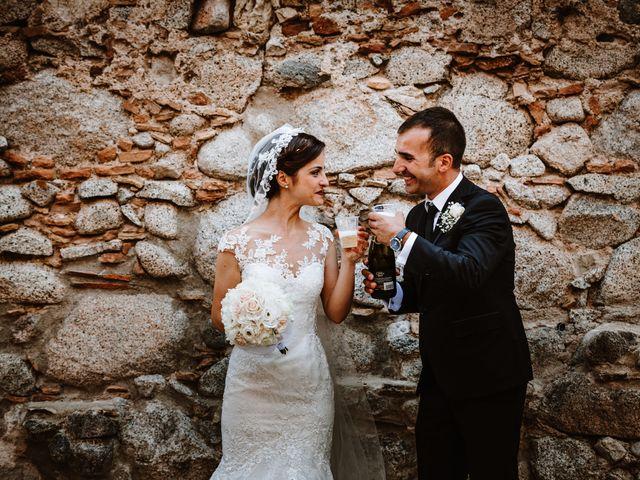 Il matrimonio di Federica e Damiano a Marina di Gioiosa Ionica, Reggio Calabria 50
