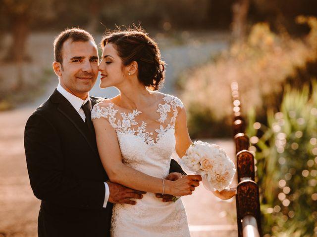 Il matrimonio di Federica e Damiano a Marina di Gioiosa Ionica, Reggio Calabria 54