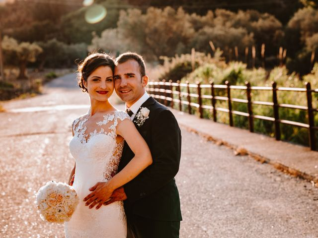 Il matrimonio di Federica e Damiano a Marina di Gioiosa Ionica, Reggio Calabria 55
