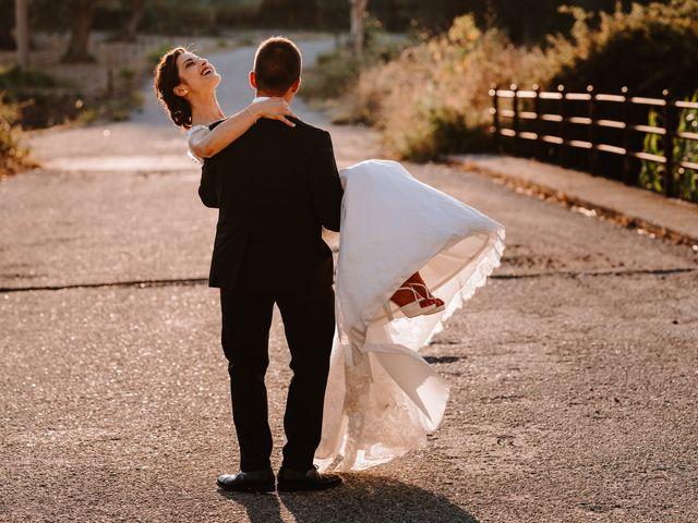Il matrimonio di Federica e Damiano a Marina di Gioiosa Ionica, Reggio Calabria 57
