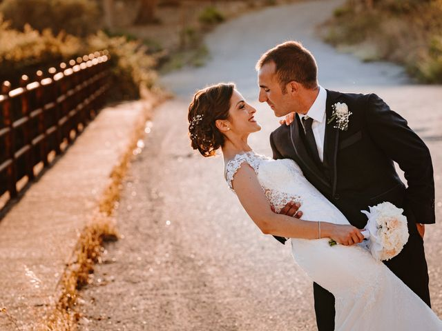 Il matrimonio di Federica e Damiano a Marina di Gioiosa Ionica, Reggio Calabria 60