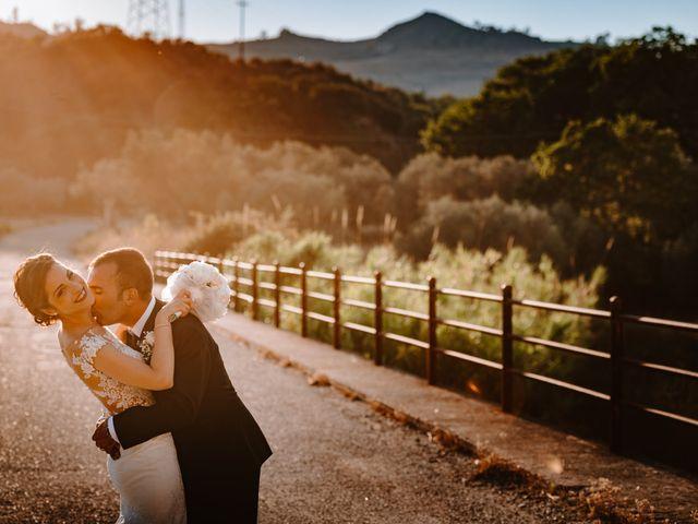 Il matrimonio di Federica e Damiano a Marina di Gioiosa Ionica, Reggio Calabria 63