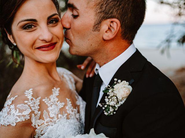 Il matrimonio di Federica e Damiano a Marina di Gioiosa Ionica, Reggio Calabria 66