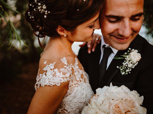 Il matrimonio di Federica e Damiano a Marina di Gioiosa Ionica, Reggio Calabria 67
