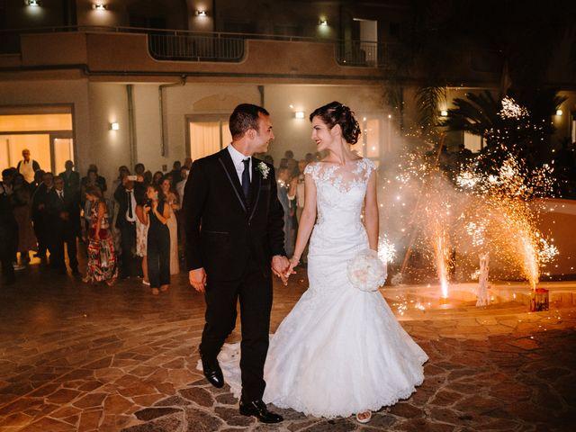 Il matrimonio di Federica e Damiano a Marina di Gioiosa Ionica, Reggio Calabria 73