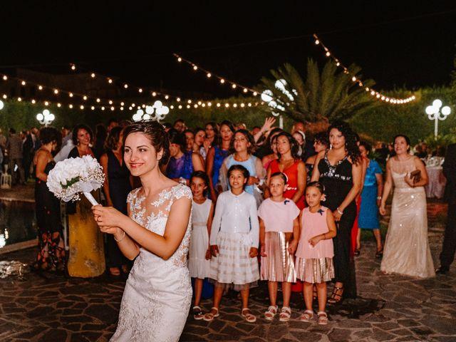 Il matrimonio di Federica e Damiano a Marina di Gioiosa Ionica, Reggio Calabria 77