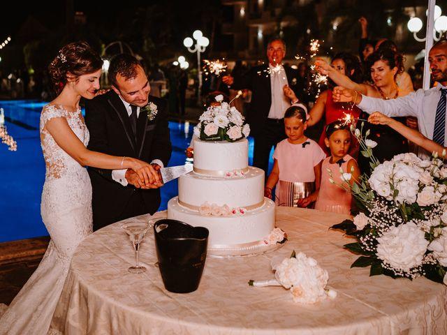 Il matrimonio di Federica e Damiano a Marina di Gioiosa Ionica, Reggio Calabria 79