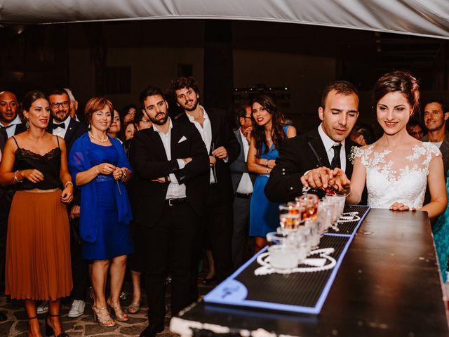 Il matrimonio di Federica e Damiano a Marina di Gioiosa Ionica, Reggio Calabria 80