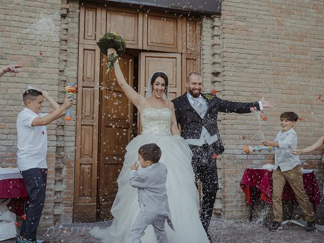 Il matrimonio di Elisa e Vanes a Bologna, Bologna 17