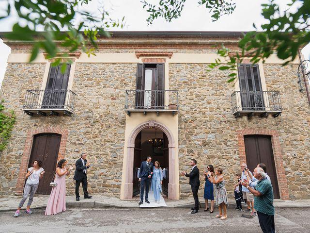 Il matrimonio di Michele e Eva a Capaccio Paestum, Salerno 33