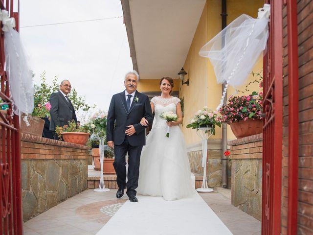 Il matrimonio di Michele e Eva a Capaccio Paestum, Salerno 41