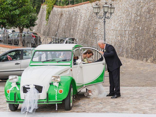Il matrimonio di Michele e Eva a Capaccio Paestum, Salerno 43