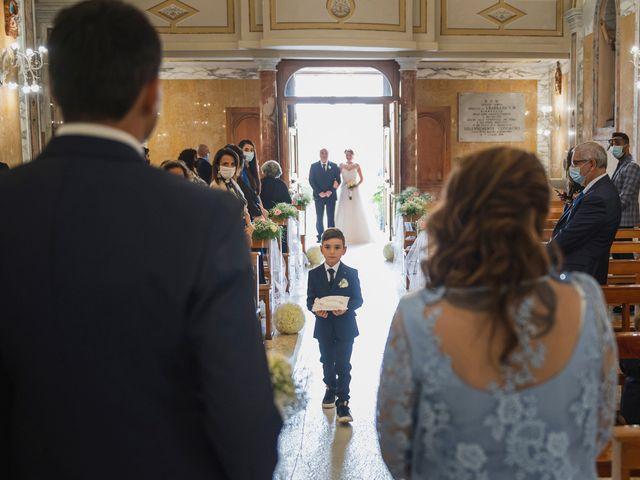Il matrimonio di Michele e Eva a Capaccio Paestum, Salerno 44