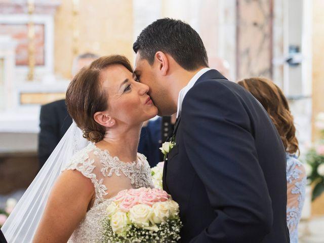 Il matrimonio di Michele e Eva a Capaccio Paestum, Salerno 45