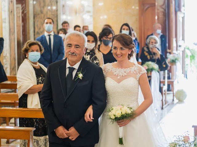 Il matrimonio di Michele e Eva a Capaccio Paestum, Salerno 46