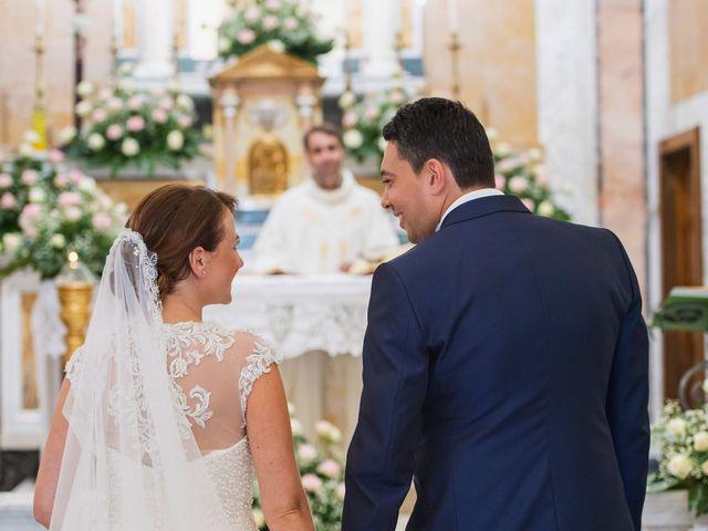 Il matrimonio di Michele e Eva a Capaccio Paestum, Salerno 47