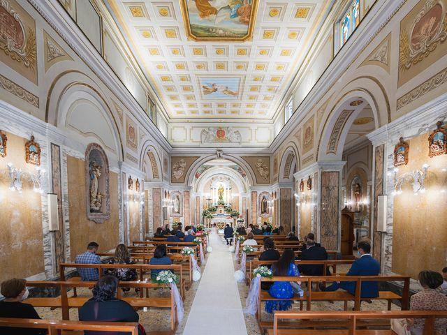 Il matrimonio di Michele e Eva a Capaccio Paestum, Salerno 49
