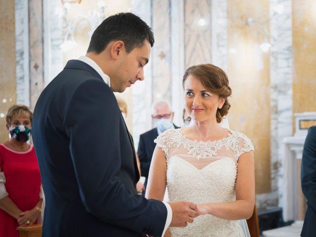Il matrimonio di Michele e Eva a Capaccio Paestum, Salerno 51
