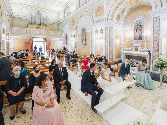 Il matrimonio di Michele e Eva a Capaccio Paestum, Salerno 54