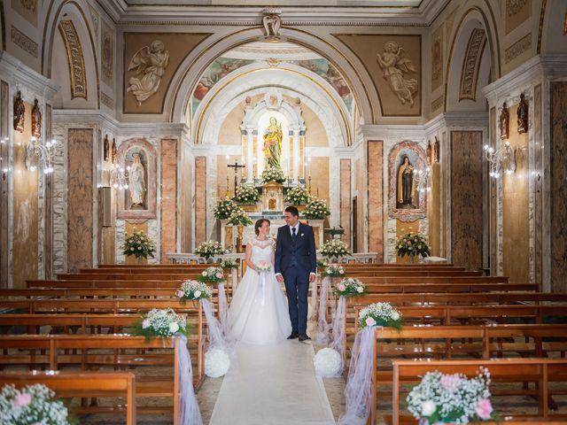 Il matrimonio di Michele e Eva a Capaccio Paestum, Salerno 55