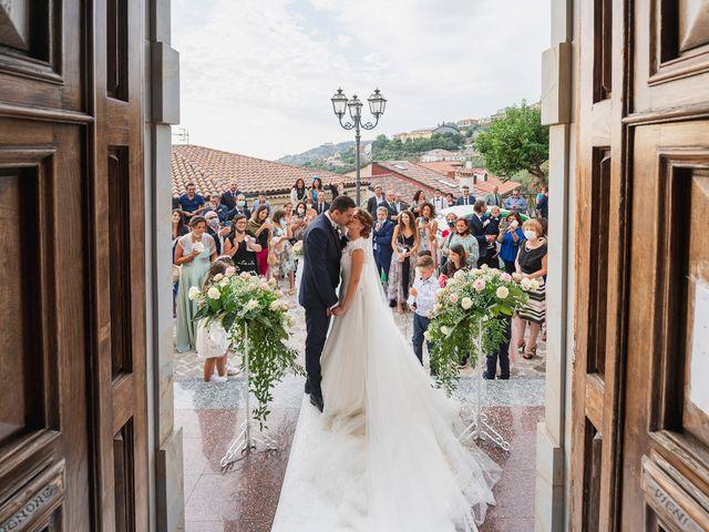Il matrimonio di Michele e Eva a Capaccio Paestum, Salerno 57