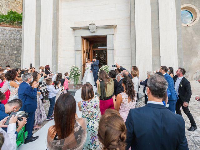 Il matrimonio di Michele e Eva a Capaccio Paestum, Salerno 58