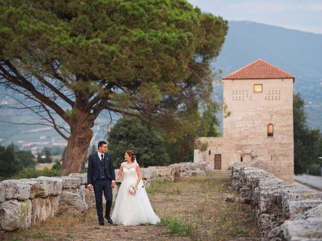 Il matrimonio di Michele e Eva a Capaccio Paestum, Salerno 59