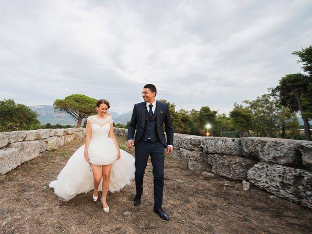 Il matrimonio di Michele e Eva a Capaccio Paestum, Salerno 64