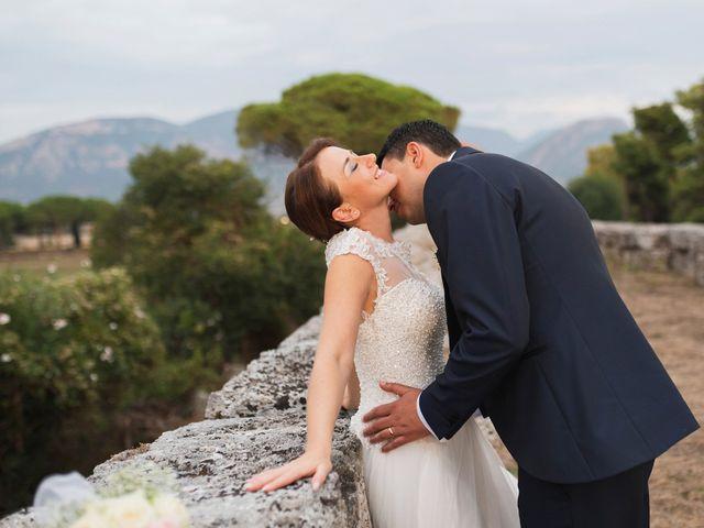 Il matrimonio di Michele e Eva a Capaccio Paestum, Salerno 65