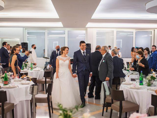 Il matrimonio di Michele e Eva a Capaccio Paestum, Salerno 66