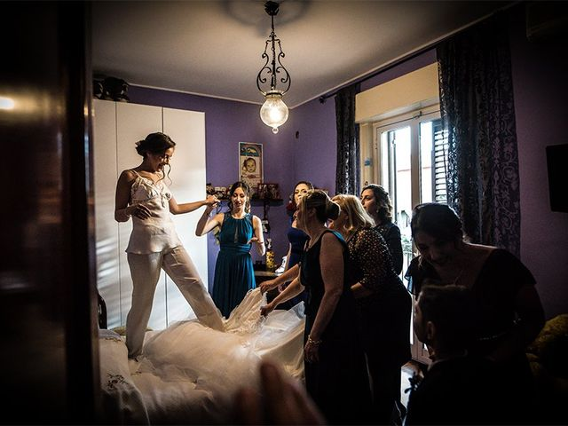 Il matrimonio di Ramona e Francesco a Catania, Catania 12