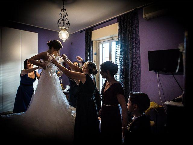 Il matrimonio di Ramona e Francesco a Catania, Catania 13