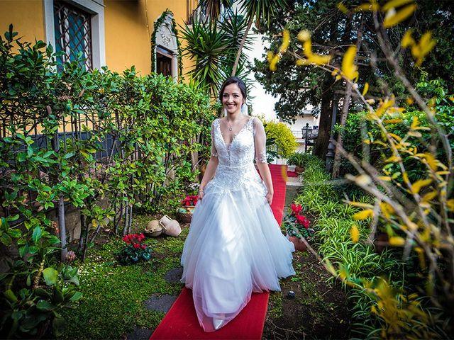 Il matrimonio di Ramona e Francesco a Catania, Catania 19