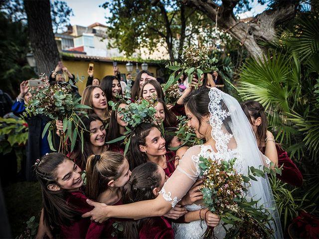 Il matrimonio di Ramona e Francesco a Catania, Catania 20