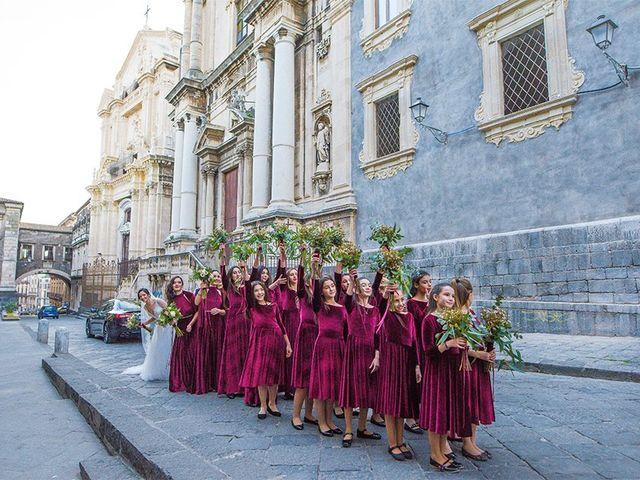 Il matrimonio di Ramona e Francesco a Catania, Catania 29
