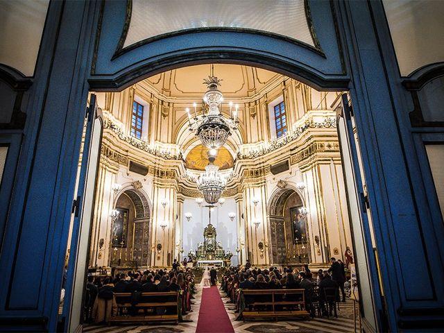 Il matrimonio di Ramona e Francesco a Catania, Catania 31